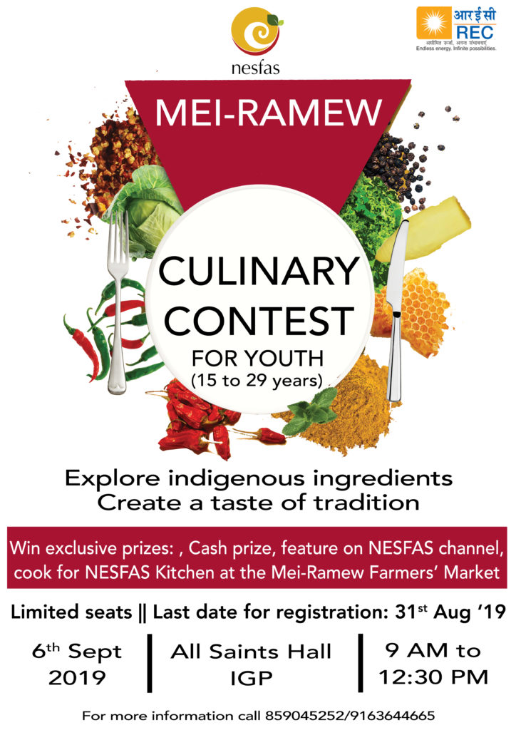 Mei-Ramew Culinary Contest- 2nd edition