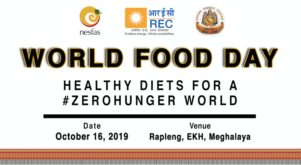 World Food Day- Oct 16 2019