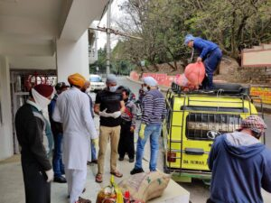 Langar A service to Humanity