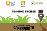 Tea-time stories: Finding our Grassroots. JOIN US!