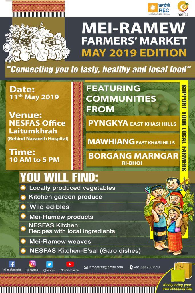 Mei-Ramew Farmers' Market May 2019 Edition