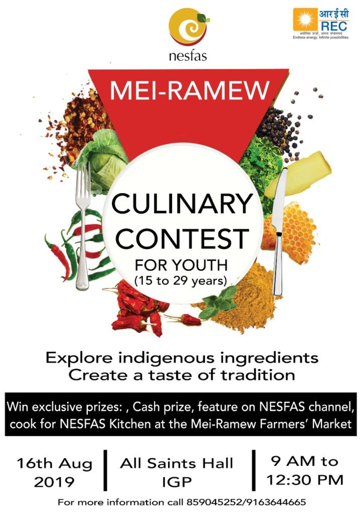 Mei-Ramew Culinary Contest for Youth