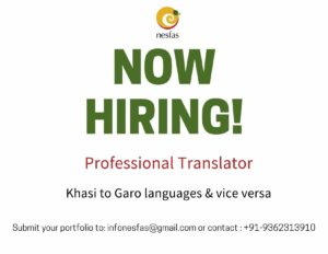 Hiring Now Professional Translator