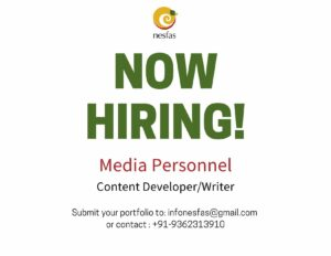 We are hiring a content developer