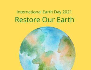 International Earth Day 2021
